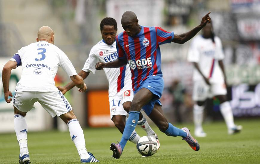 Dans un match à rebondissements, le Stade Malherbe Caen avait réussi son entrée à d'Ornano en 2010