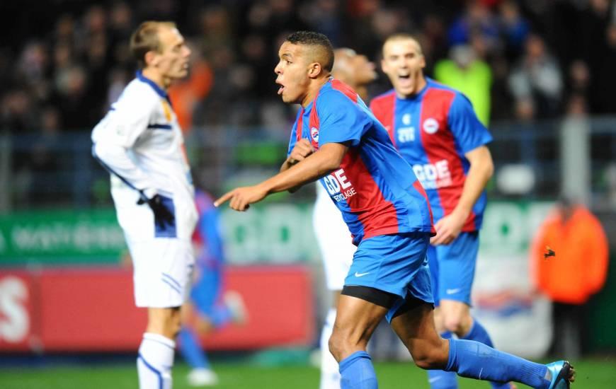 Youssef El Arabi avait ouvert le score en première période dans cette rencontre face au Havre AC