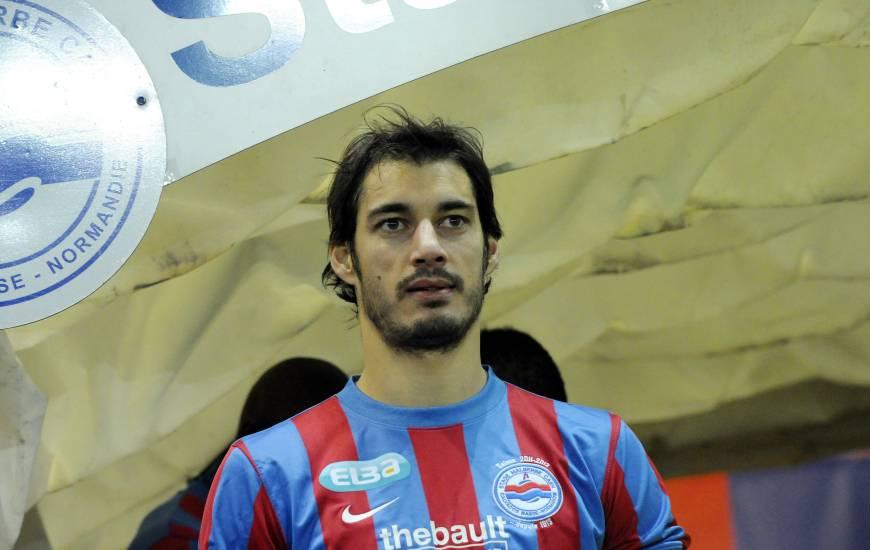 Nicolas Seube avec 520 matchs est le joueur le plus capé du Stade Malherbe Caen, au moins une bonne réponse chez vous