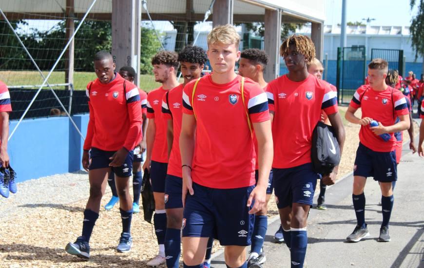Thomas Chesnel et l'équipe réserve se déplacent demain soir sur la pelouse du FC Grand Quevilly