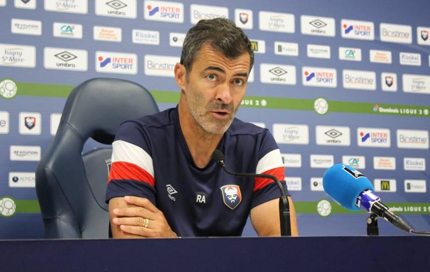 Troisième match de la saison à domicile pour Rui Almeida et les joueurs du Stade Malherbe Caen ce soir face à Chambly