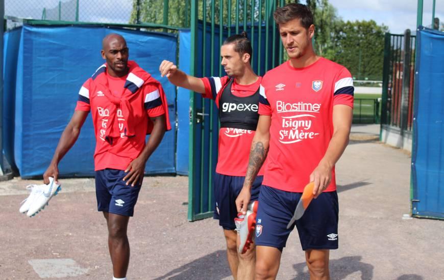 Les joueurs du Stade Malherbe Caen se déplacent vendredi soir sur la pelouse des Chamois Niortais pour la 5ème journée