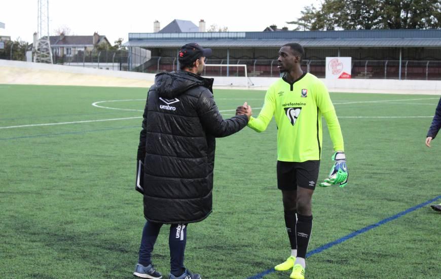 Destiné Jopanguy et les U17 du Stade Malherbe Caen se déplacent sur la pelouse d'Évreux dimanche après-midi