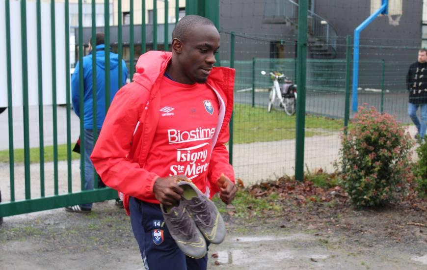 [22e journée de L2] FC Chambly 0-1 SM Caen Img_5703
