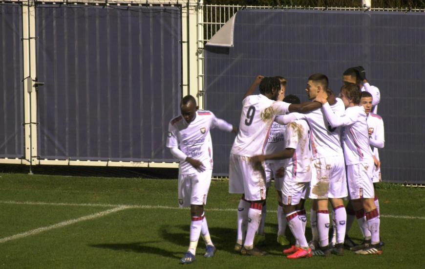 En marquant à la 76ème minute de jeu, Jan Repas a permis à l'équipe réserve de l'emporter 1-0 Samedi soir face à Gonfreville