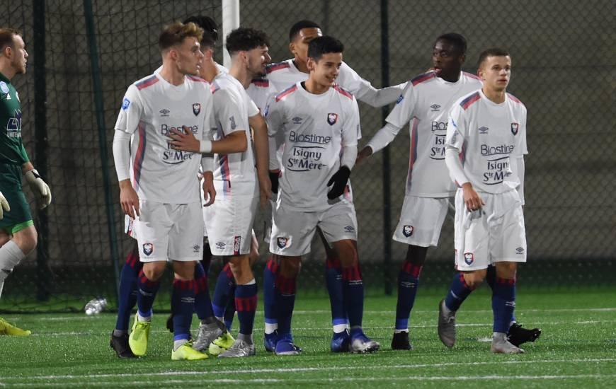 Avec 2,16 point pris par match, les jeunes joueurs du Stade Malherbe Caen ont vu leur montée validée par la FFF