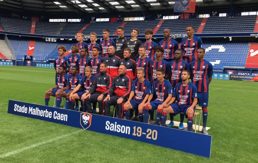 Ce mercredi au Stade Michel d'Ornano se déroulait la traditionnelle séance de photos d'équipes