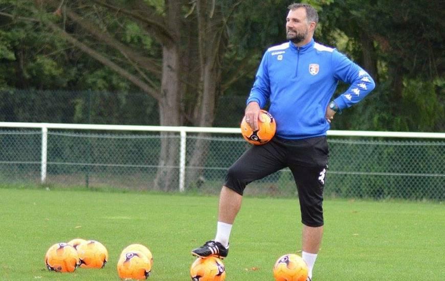 Entraîneur des gardiens de la formation lavalloise, Sébastien Moncé aura désormais en charge les jeunes du Stade Malherbe