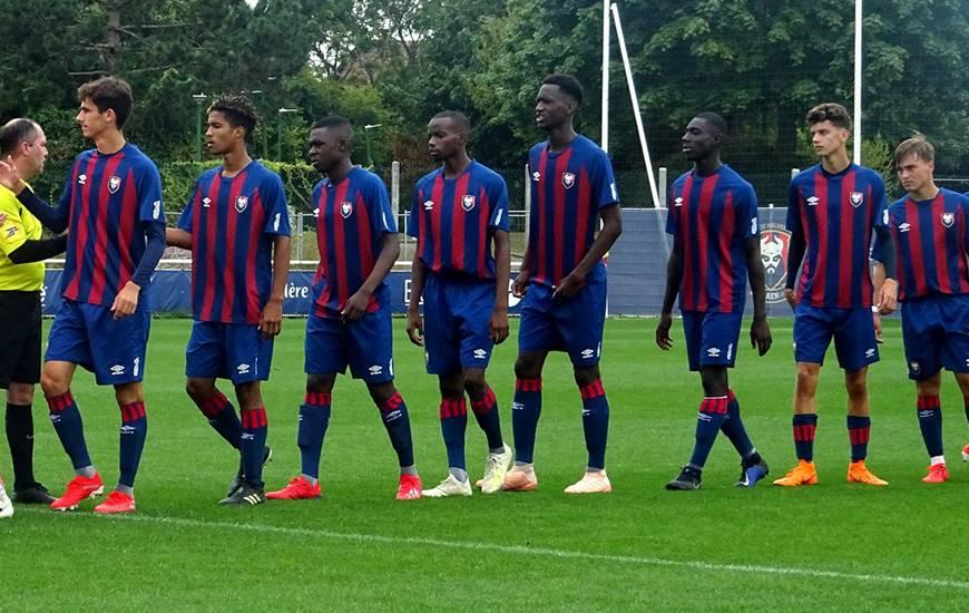 Les U19 Nationaux du Stade Malherbe Caen se déplacent sur la pelouse du RC Lens dimanche après-midi