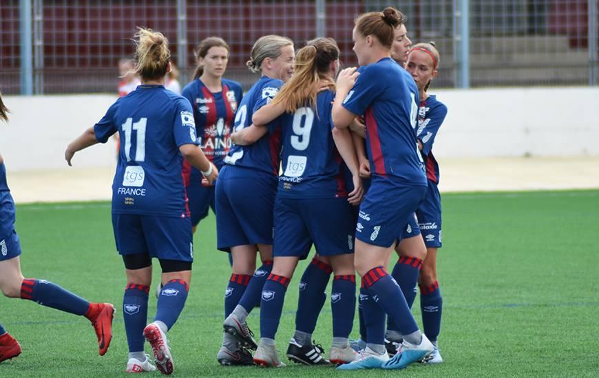 Les féminines du Stade Malherbe Caen devront s'employer pour rejoindre les 16es de finale de la Coupe de France