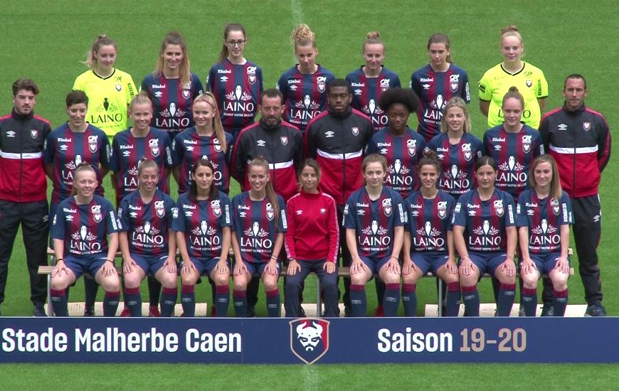Les Caennaises accueilleront ce dimanche le Mordelles FC pour le 1er tour fédéral de Coupe de France Féminine