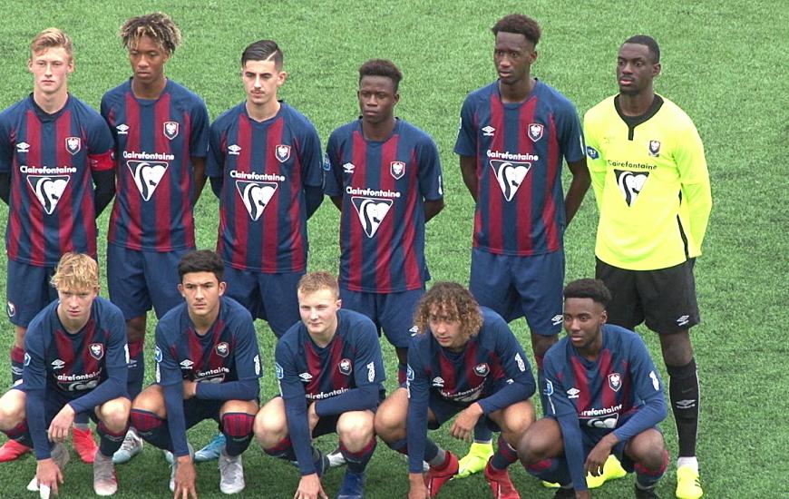 Les U17 Nationaux du SM Caen s'imposent (3-2) au bout du suspens face à Amiens SC