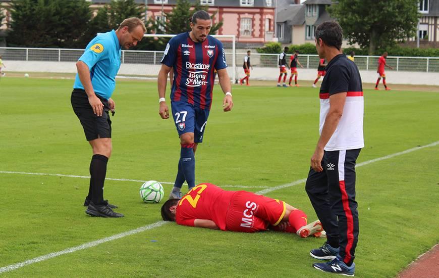 Qrm Calendrier.Le Stade Malherbe Concede Le Nul Face A Qrm Infos Match