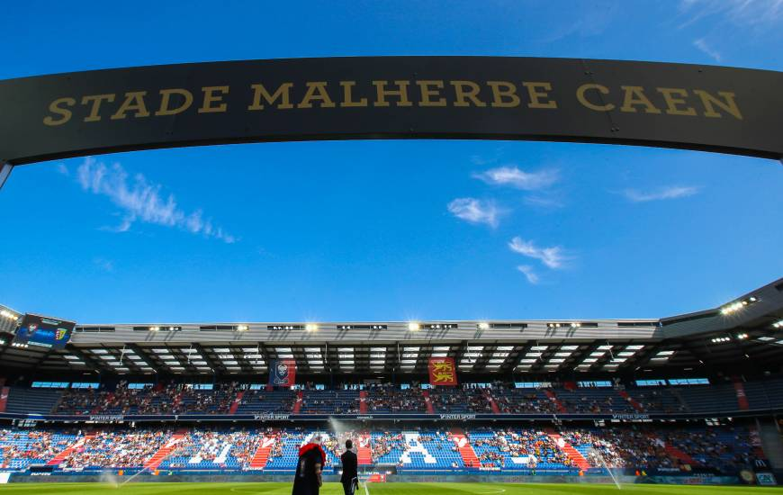 Sixième match de la saison à domicile pour le Stade Malherbe Caen qui reçoit le VAFC ce soir au Stade Michel d'Ornano