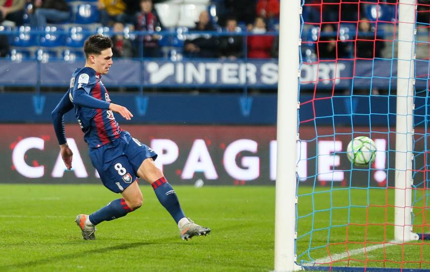 Jessy Deminguet s'est montré décisif à plusieurs reprises avec le Stade Malherbe Caen depuis le début de saison