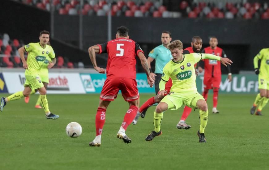 Johann Lepenant et les Caennais ont l'occasion de mettre fin à une série de 4 matchs sans victoire à l'extérieur