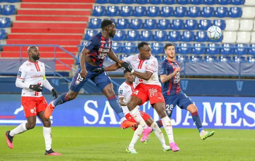 Le Stade Malherbe Caen s'était imposé lors du match aller après avoir subi l'ouverture du score (2-1)