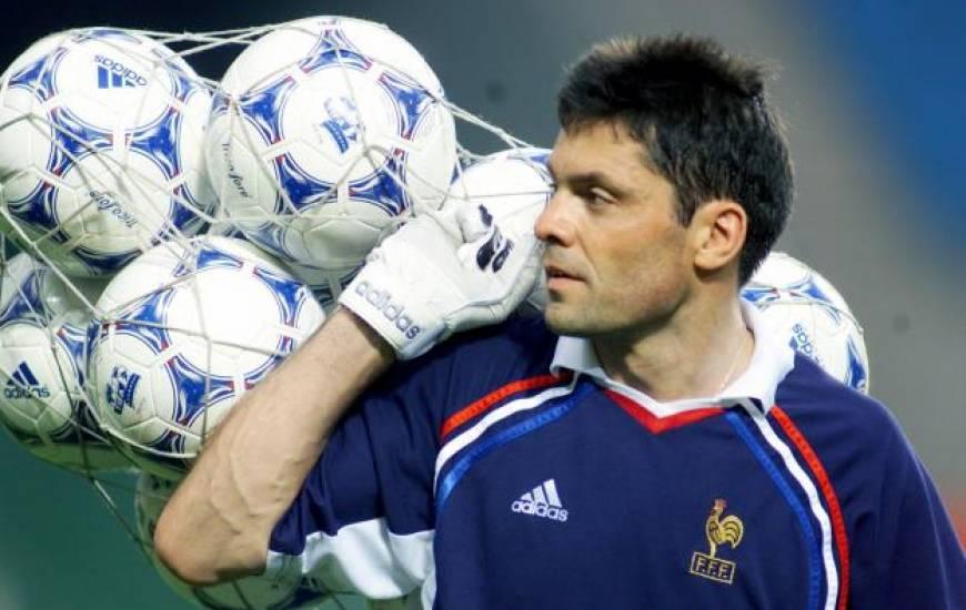 Bruno Martini ancien gardien de l'Équipe de France comptait 31 sélections avec les tricolores