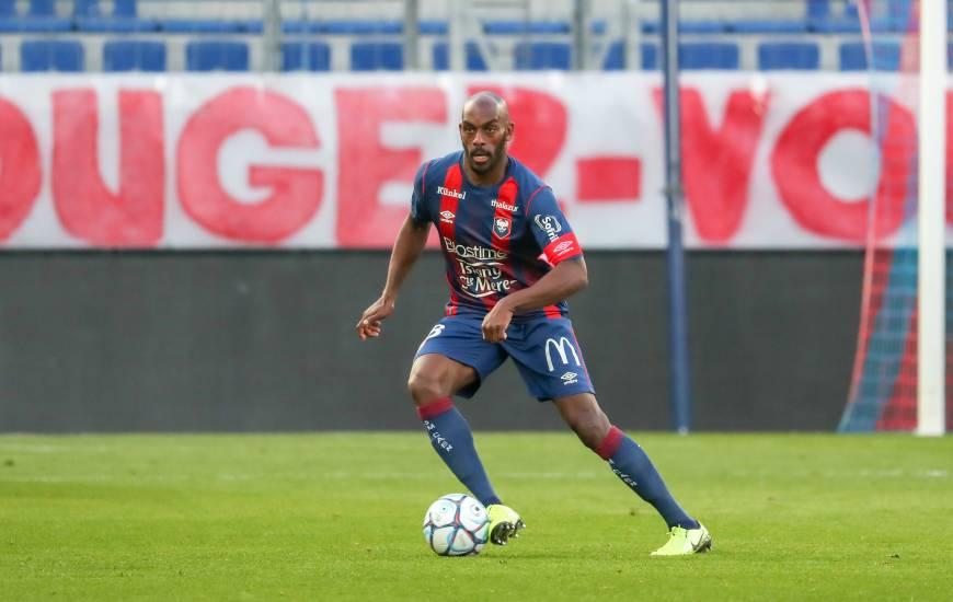 Jonathan Rivierez a porté le brassard de capitaine à de nombreuses reprises la saison dernière avec le Stade Malherbe