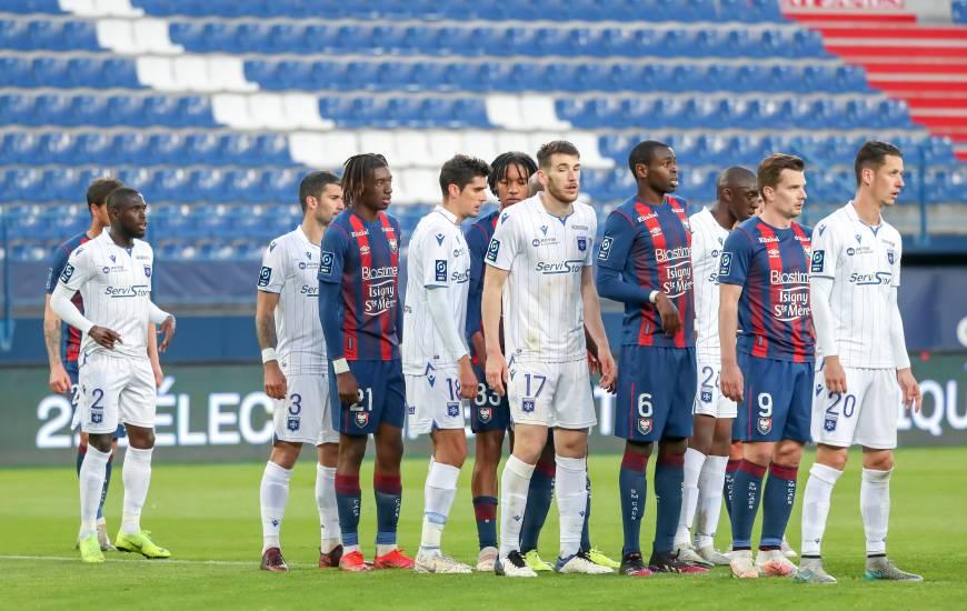 """Le Stade Malherbe Caen a tenté sa chance à 18 reprises samedi soir, un record depuis plus de six mois pour les """"rouge et bleu"""""""