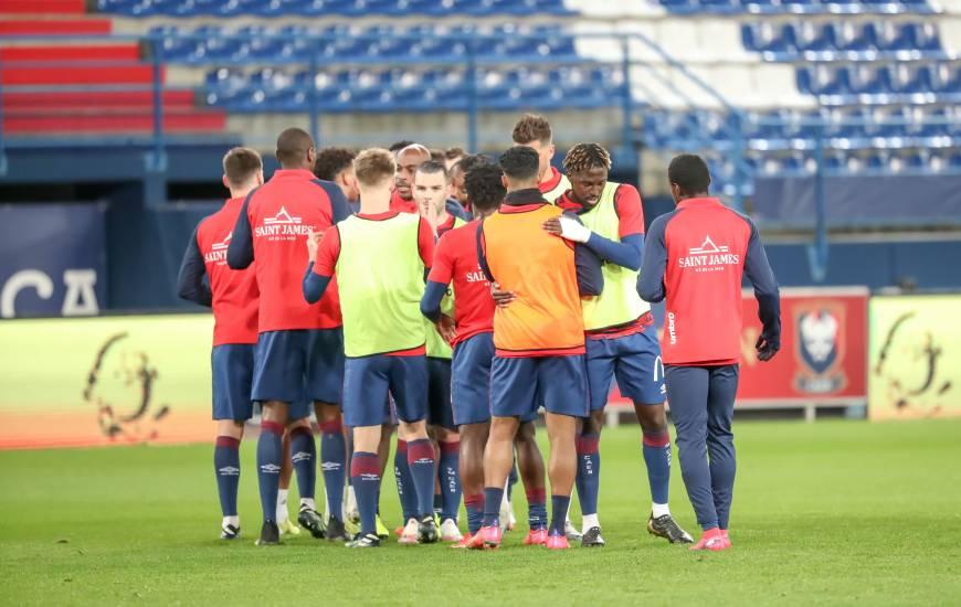 Quel joueur du Stade Malherbe Caen succèdera à Johann Lepenant en tant que joueur du mois.
