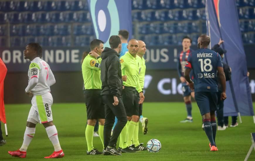 [31e journée de ligue 2] SM Caen - Pau FC A61i7969