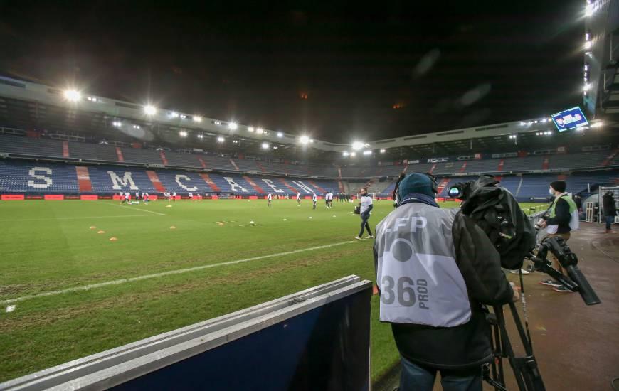 La rencontre face à Valenciennes comptant pour la 23e journée de Ligue 2 BKT sera diffusée sur Téléfoot