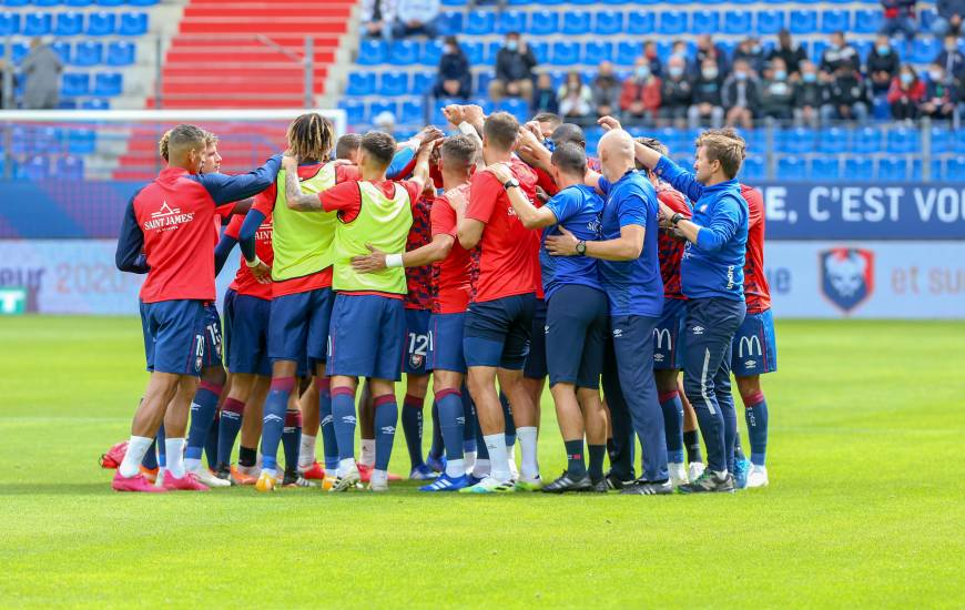 Pour la deuxième fois de la saison, les joueurs du Stade Malherbe Caen évolueront un samedi après-midi à 15h00