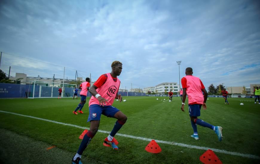 Le groupe pro 2 du Stade Malherbe Caen va retrouver la compétition dans moins de trois mois