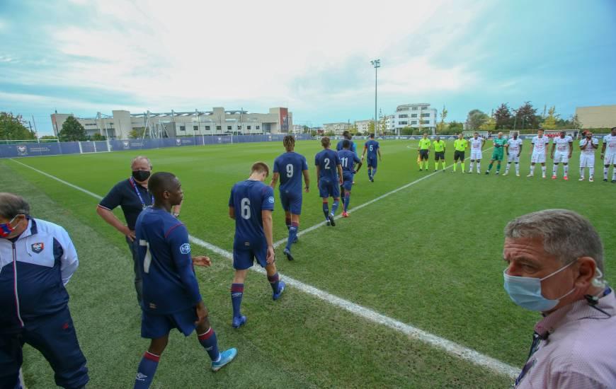 Les joueurs de Fabrice Vandeputte devaient se rendre sur la pelouse de Poissy le week-end du 13 mars