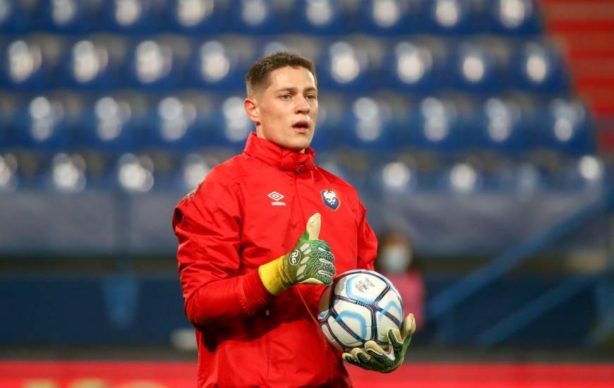 À 21 ans, Sullivan Péan a déjà gardé le but du Stade Malherbe Caen à trois reprises cette saison