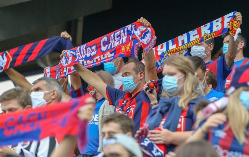 Les supporters du Stade Malherbe Caen ne pourront pas se rendre en parcage visiteur samedi soir pour la rencontre face à Valenciennes
