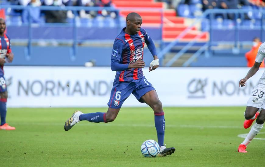 Le Stade Malherbe de Prince Oniangué n'a toujours pas encaissé le moindre but à domicile cette saison
