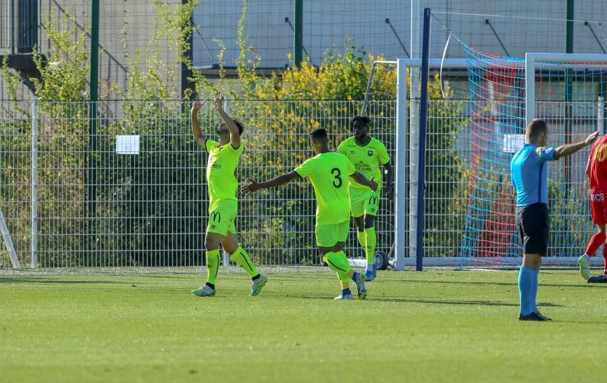 Le week-end dernier (face à QRM en amical) Azzeddine Toufiqui inscrivait le premier but du SM Caen saison 2020/2021