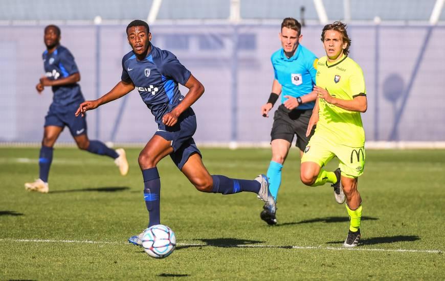 Le Stade Malherbe Caen a eu l'occasion d'affronter le Paris FC en match de préparation il y a quelques semaines