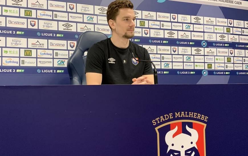 Benjamin Jeannot et Pascal Dupraz ont répondu aux questions de la presse avant le match de lundi soir contre Guingamp