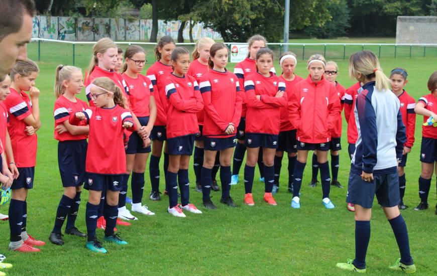 Le Stade Malherbe Caen organise une porte ouverte le 9 juin pour les joueuses pouvant rejoindre l'école de football