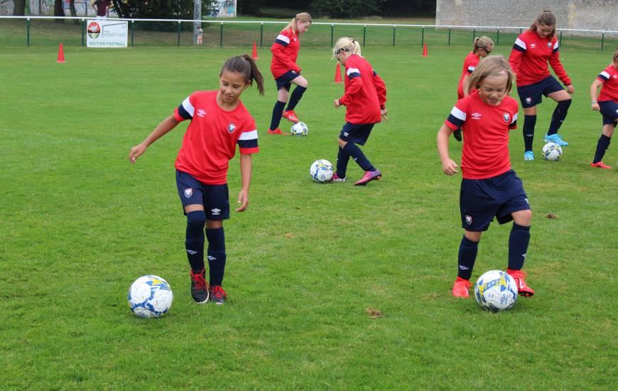 Le Stade Malherbe Caen est à la recherche de joueuses pour ses effectifs jeunes la saison prochaine (de U7 à U18)