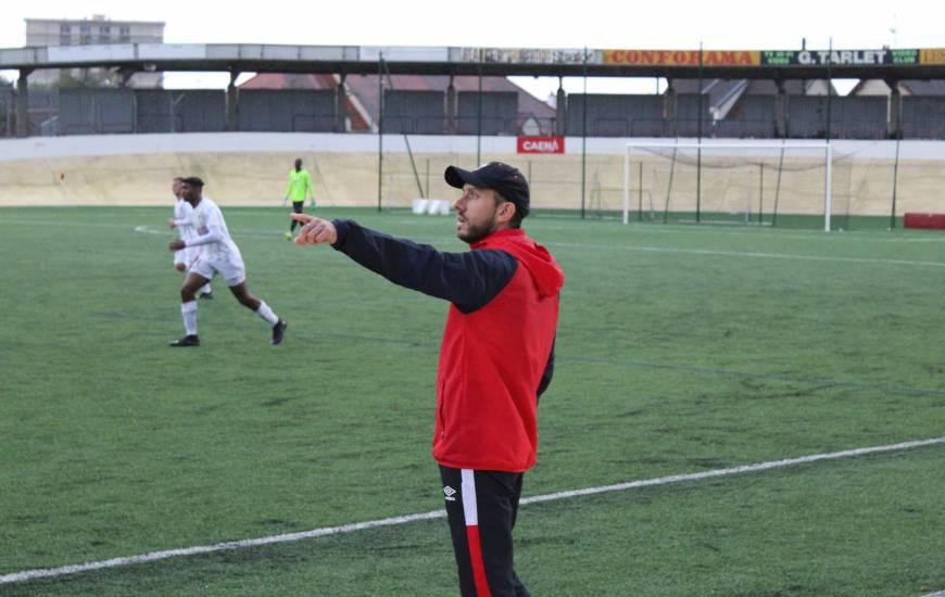 Les U17 Nationaux de Mathieu Ballon reçoivent l'AS Vitré dimanche après-midi sur le synthétique de Venoix Claude Mercier