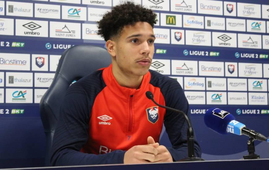 Nicholas Gioacchini et Pascal Dupraz ont répondu aux questions de la presse avant la réception du PSG demain soir