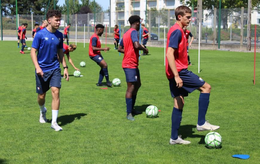 Robin Glemarec accompagnera Nicolas Seube et les U19 Nationaux du Stade Malherbe Caen toute cette saison