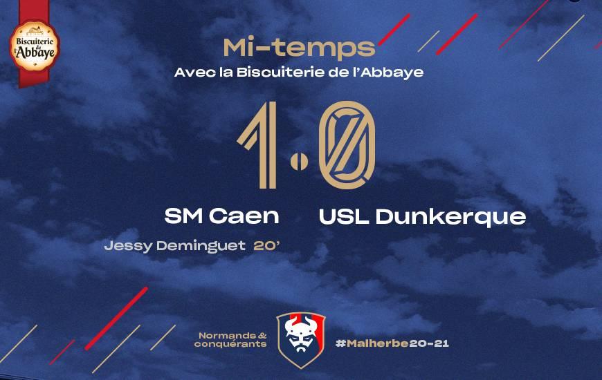 [34è journée de L2]  SM Caen 1-1 USL Dunkerque Mt_usld