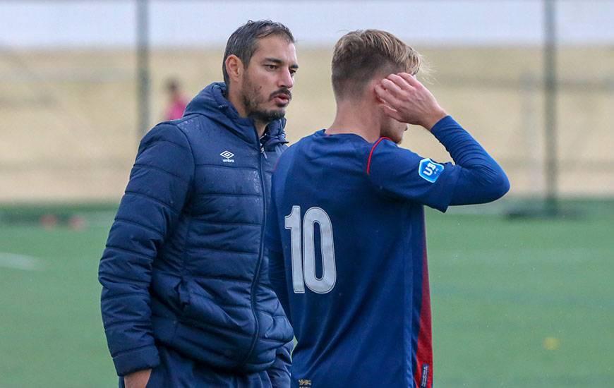 Nicolas Seube conservera la tête de l'équipe U19 Nationaux en parallèle de la direction du centre de formation