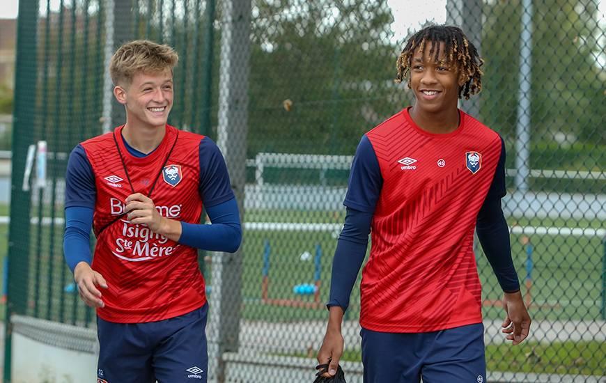 Brahim Traoré & Johann Lepenant font partie des joueurs sélectionnés pour la révélation de la saison 2020 / 2021