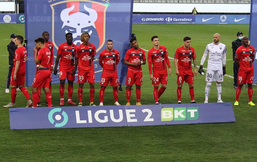 Le Stade Malherbe était pourtant revenu au score grâce au premier but d'Andréas Hountondji chez les professionnels
