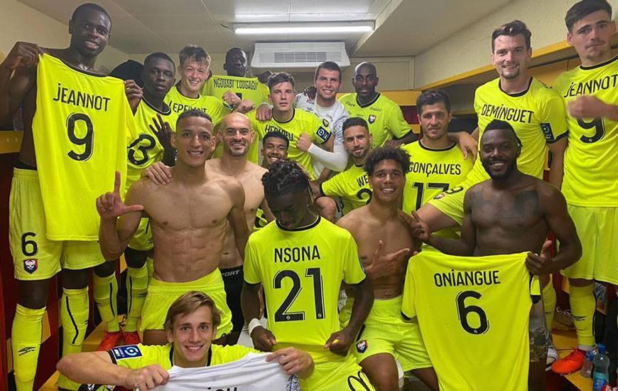 Le Stade Malherbe est toujours invaincu après son succès sur la pelouse de Rodez (0-3) ce samedi soir