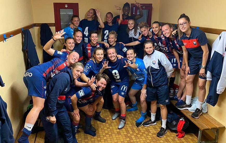 Les féminines du Stade Malherbe Caen ont logiquement battu le CS Carentan lors du deuxième tour de la Coupe de France