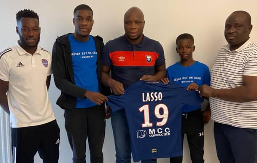 Lassana Diomandé a donné son accord pour rejoindre le centre de formation du Stade Malherbe Caen