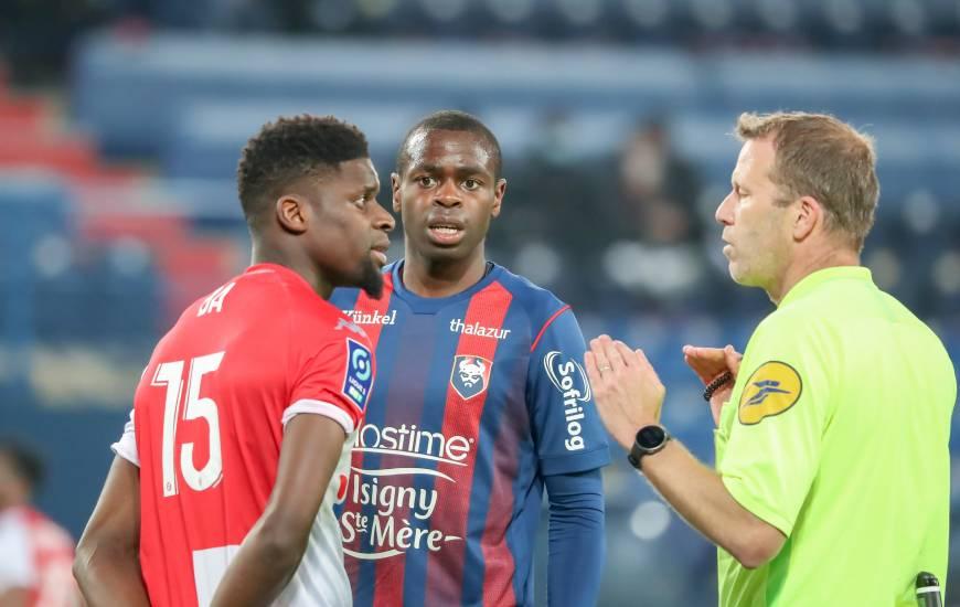 [5è journée de Ligue 2 BKT] SM Caen - AS Nancy Lorraine A61i0362