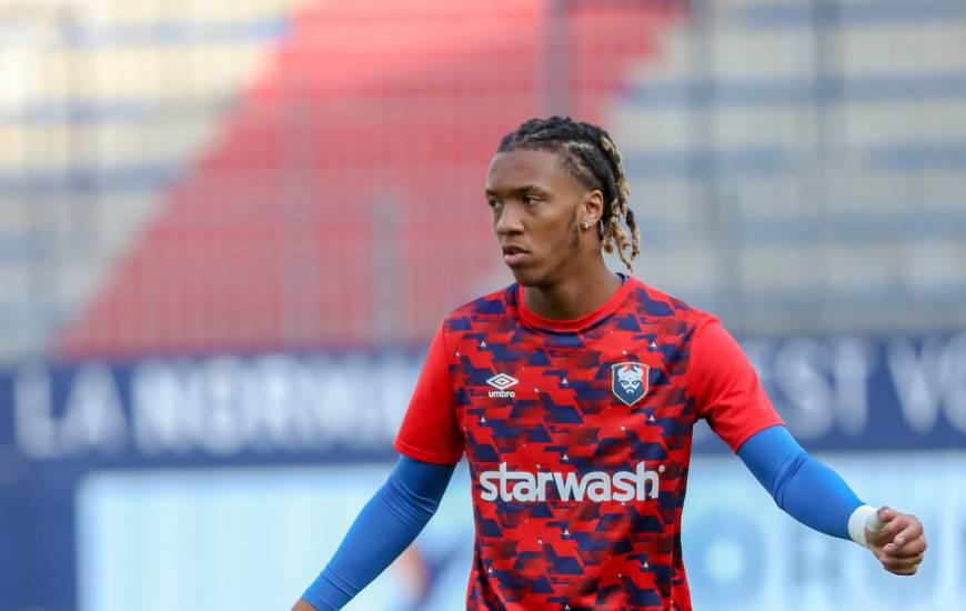 Brahim Traoré avait participé au tournoi de Limoges avec l'Équipe de France U18 en septembre